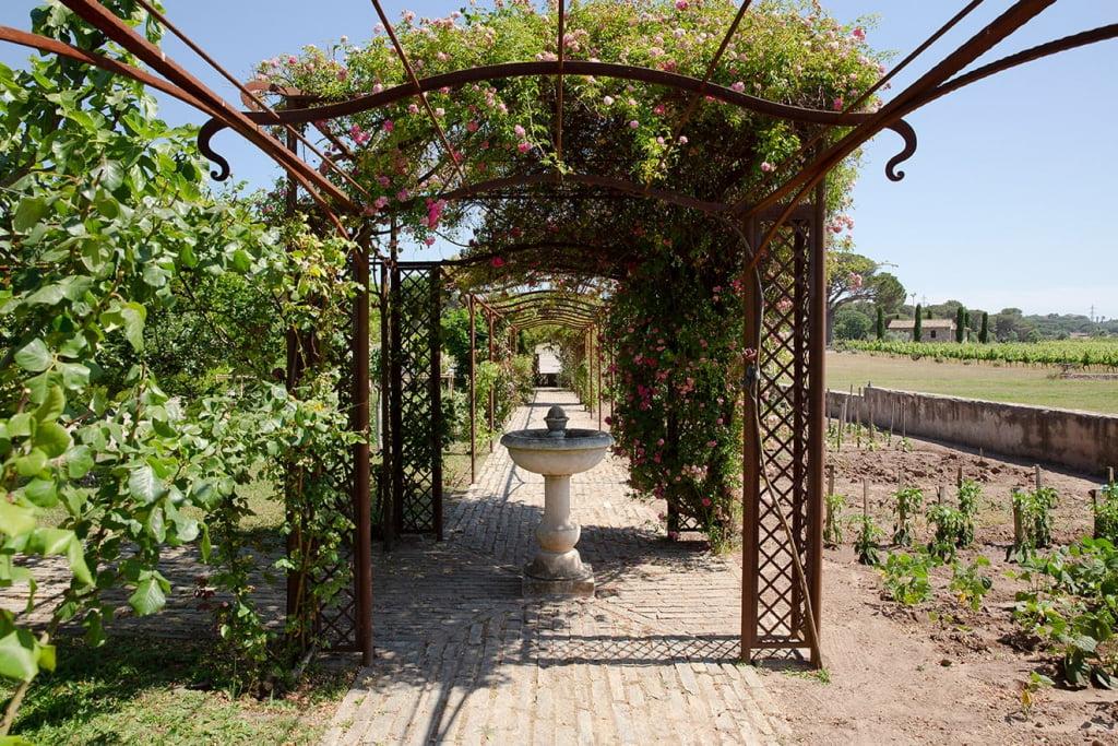 Arches de Jardin Clos des roses